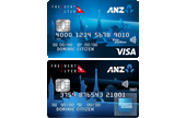 ANZ Frequent Flyer Credit Card