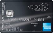 American Express Velocity Platinum Credit Card 60K Points