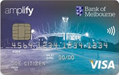 Bank of Melbourne Amplify Credit Card