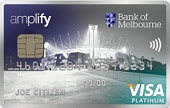Bank of Melbourne Amplify Platinum Credit Card