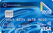 BOQ Blue Visa Credit Card