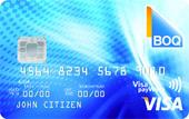 BOQ Low Rate Visa Credit Card