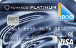 BoQ Platinum Visa Credit Card
