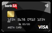 BankSA No Annual Fee Credit Card