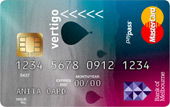 Bank of Melbourne Vertigo MasterCard
