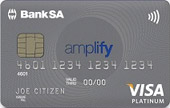 BankSA Amplify Platinum Credit Card