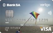 BankSA Vertigo Credit Card