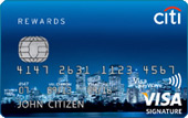 Citi Qantas Signature Credit Card