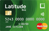 Latitude Eco MasterCard
