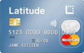 Latitude Low Rate MasterCard