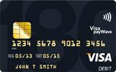 Lombard Finance 180 Visa Card