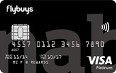 NAB Flybuys Card