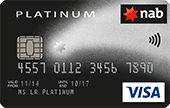 NAB Low Rate Platinum Card
