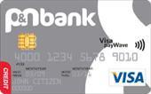 P&N Bank Easypay Visa Credit Card