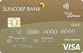 Suncorp Gold Credit Card