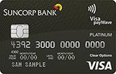 Suncorp Platinum Credit Card