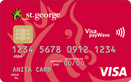 St.George No Annual Fee Credit Card